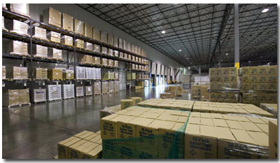 warehouse interior photo
